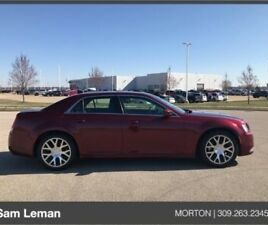 2016 CHRYSLER 300 SERIES 4DR SDN LIMITED RWD