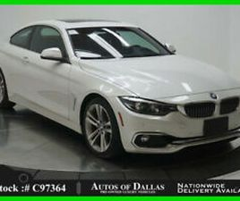 2018 BMW 4-SERIES 430I LUXURY LINE,NAV,CAM,SUNROOF,BLIND SPOT