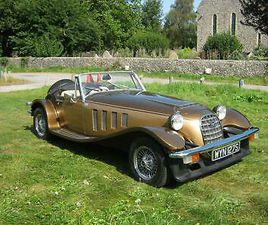 1977 PANTHER LIMA 2.3. ONLY 39,000 MILES. GOLD/SPICE COLOUR