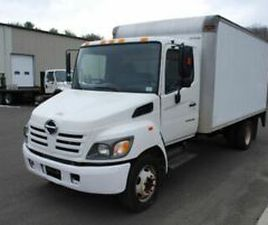 2005 HINO 165 4X2 2DR REGULAR CAB 183 IN. WB