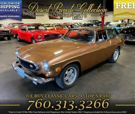 1973 VOLVO P1800 ES RESTORED DOCUMENTED WAGON