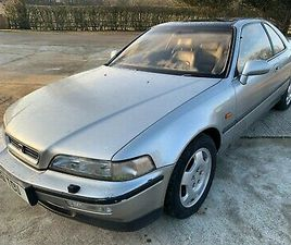 1993 HONDA LEGEND COUPE 3.2 V6 + MOT UNTIL JANUARY 2022. RARE JAPANESE CLASSIC