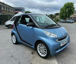 SMART FORTWO 1.0MHD ( 71BHP ) SOFTOUCH 2010/60 PASSION