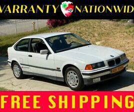1995 BMW 3-SERIES 318TI 2DR HATCHBACK