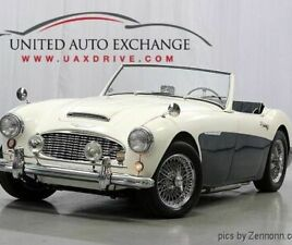1958 AUSTIN HEALEY 100-6 BN4 2.6L ST6 CONVERTIBLE