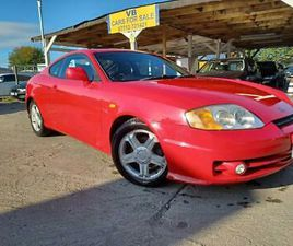 2004 HYUNDAI COUPE 2.0 SE 3DR, MOT 04/11//2021, PX TO CLEAR, NEW CLUTCH KIT 59K,