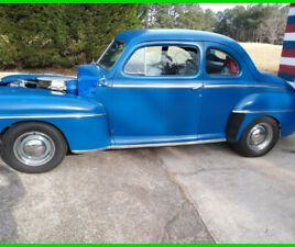 1947 FORD COUPE DELUXE