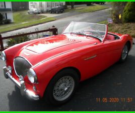 1954 OTHER MAKES AUSTIN-HEALEY 100 4 BN1 CONVERTIBLE