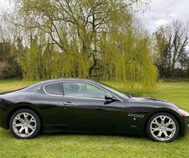 MASERATI GRANTURISMO 4.2 V8 COUPE 2009 / 59 IN BLACK