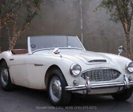 1958 AUSTIN HEALEY 100-6 BN4 CONVERTIBLE SPORTS CAR
