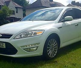 FORD MONDEO 2.0TDCI ( 140PS ) 2011MY ZETEC BUSINESS PX SWAP