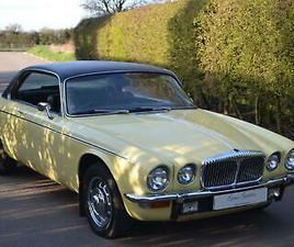 DAIMLER SOVEREIGN XJC DOUBLE SIX AUTO 5.3 V12 1975   INVESTMENT OPPORTUNITY