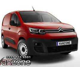 2021 CITROEN BERLINGO BERLINGO M 75PS 650 ENTERPRISE VAN DIESEL MANUAL