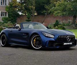 2019 MERCEDES-BENZ AMG GT ROADSTER GT R 2DR AUTO CONVERTIBLE PETROL AUTOMATIC