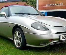 FIAT BARCHETTA 1.7 LE LTD EDN PX SWAP ANYTHING CONSIDERED MOTORCYCLE CAR ETC