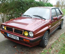 LANCIA DELTA INTEGRALE 8V 1991 ONLY 92000 KMS 4 OWNERS LOTS RECENTLY SPENT MOT'D
