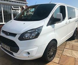 FORD CUSTOM AIR CONDITIONING PARKING SENSORS ELECTRIC MIRRORS NO VAT