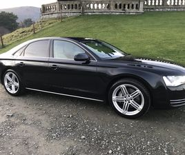 >JUN 2013 AUDI A8 3.0 TDI QUATTRO SPORT EXECUTIVE 4DR TIP AUTO