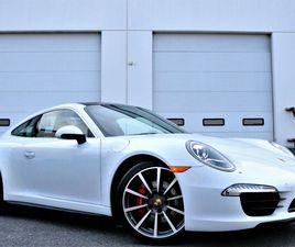 USED 2015 PORSCHE 911 CARRERA 4 GTS