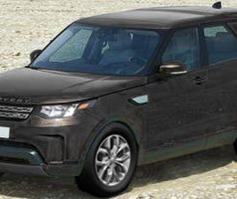 USED 2019 LAND ROVER DISCOVERY SE
