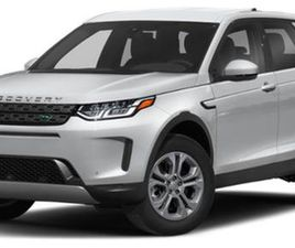 USED 2021 LAND ROVER DISCOVERY SPORT S R-DYNAMIC