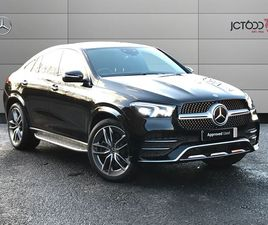 MERCEDES-BENZ GLE COUPE FOR SALE