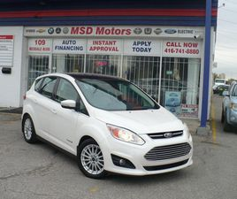 USED 2016 FORD C-MAX SEL