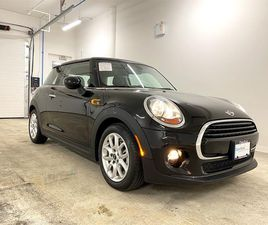 USED 2017 MINI HARDTOP 3 DOOR