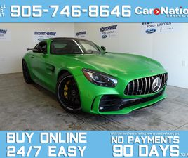 USED 2018 MERCEDES-BENZ AMG GT GT R | AMG | 577 HP | RARE GREEN HELL MAGNO