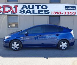 USED 2011 TOYOTA PRIUS ACCIDENT FREE,1 OWNER ONLY 97000KM