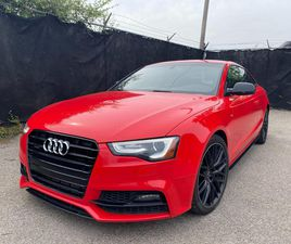 USED 2016 AUDI A5 ***SOLD***