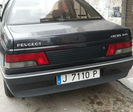 PEUGEOT - 405