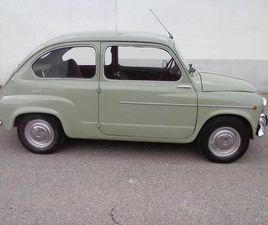 SEAT - 600 D 2ª SERIE