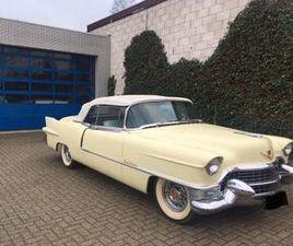 CADILLAC ELDORADO CABRIO UIT 28-02-1955 AANGEBODEN DOOR CLASSIC CARS