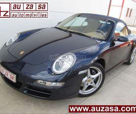 PORSCHE - 911 CARRERA 2 CABRIO 325CV