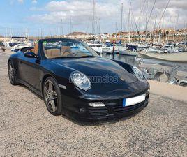 PORSCHE - 911 CARRERA 4S CABRIO 355CV