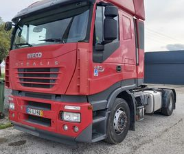 IVECO - STRALIS AT 450