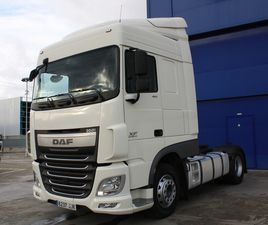 DAF - FT XF 460 SPACE CAB
