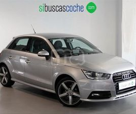 AUDI - A1 ATTRACTED 1.0 TFSI 70KW S TRON SPORTBACK