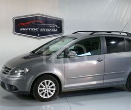 VOLKSWAGEN - GOLF PLUS 1.9 TDI BLUEMOTION HIGHLINE
