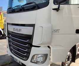 DAF - XF 460 FT SPACE CAB