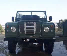 LAND ROVER SERIE 3 LLL 109 LONGO