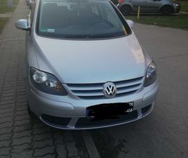 VW GOLF PLUS 1.6 MPI
