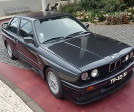 BMW E30 ( M3 LOOK & HARTGE PARTS )