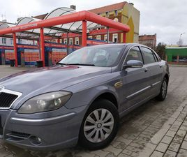 BRILLIANCE BS4 1.6 BENZYNA ROK.2009 SEDAN
