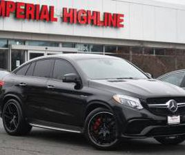 GLE 63 S AMG 4MATIC COUPE
