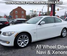 328I XDRIVE COUPE AWD