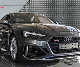 GREY AUDI RS5 2.9 TFSI V6 SPORTBACK TIPTRONIC QUATTRO (S/S) 5DR FOR SALE FOR £61995 IN GLA