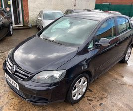 VOLKSWAGEN GOLF PLUS 1.9 TDI PD SE 5DR