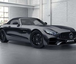 MERCEDES-BENZ MERCEDES-BENZ MERCEDEZ-BENZ-AMG GT ROADSTER MERCEDES-AMG NIGHT EDITION 4.0 2